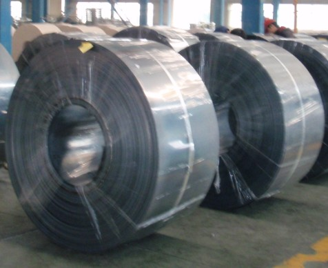 Cooler , Welding Pipe Cold Rolled Steel Strip C Channel Rims Continous Black Annealing