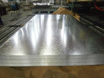 China Anti-Finger-Behandlung (Acrylbeschichtung) null Flitter galvanisierte Zinkblechmetall usine