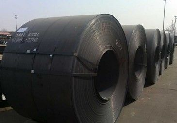 China ASTM A36, SAE 1006, SAE 1008, JIS G3132, SPHT-1, SPHC Hot Rolled Stahl Coils / Spule usine